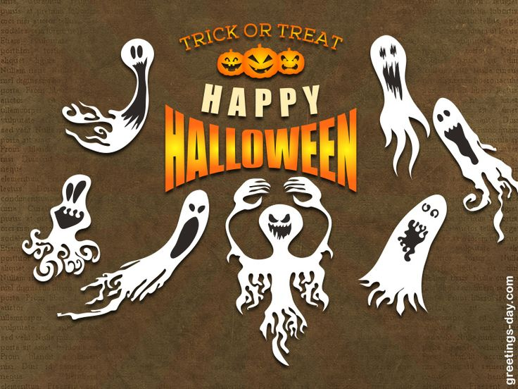 image on free daily ecards pictures animated gifs greetings for every day - Free Animated Halloween Cards