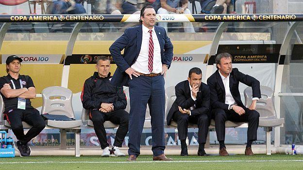 El entrenador de Chile, Juan Antonio Pizzi, analizó el polémico triunfo de sus dirigidos sobre Bolivia por la Copa América Centenario.