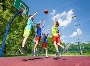 Las lentillas, complemento vital al hacer deporte