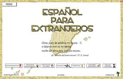 Español para extranjeros | Ideas Para la Clase.com