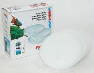 EHEIM Filter Pad White 2213. Fine white top pad (ehfisynth) for 2213 classic filter. Royal Item Number: AEH2616135