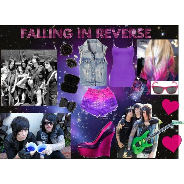56 Best Images About Falling In Reverse On Pinterest
