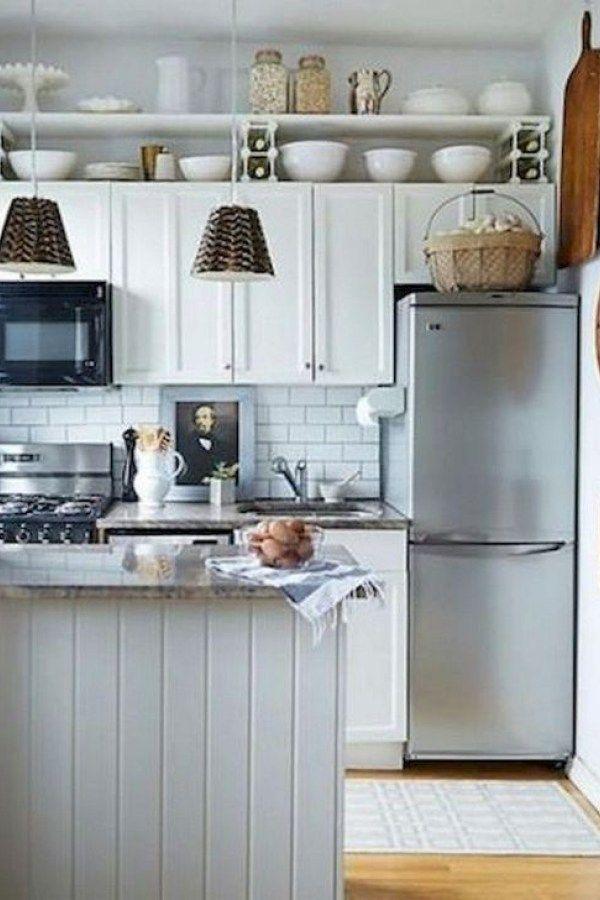 Cozy Small Kitchen Design Ideas On A Budget 31 Tiny Kitchen