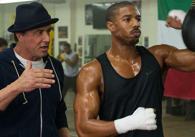 Creed - Watch the first trailer for the Rocky spin-off