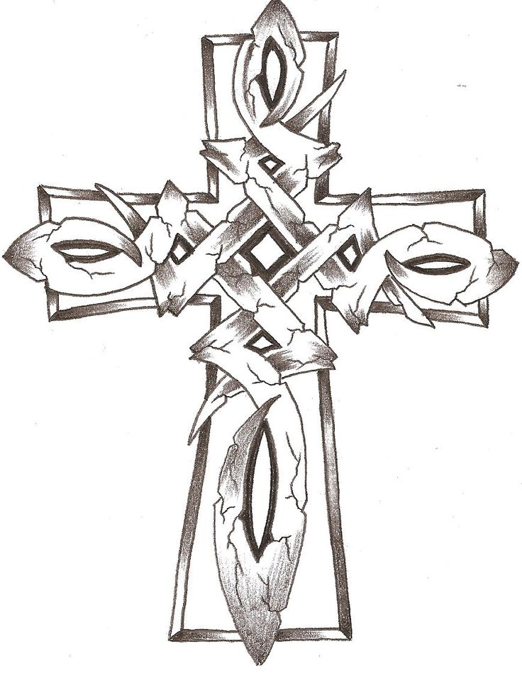 cross coloring pages celtic stone cross by thelob on deviantart - Hearts Crosses Coloring Pages