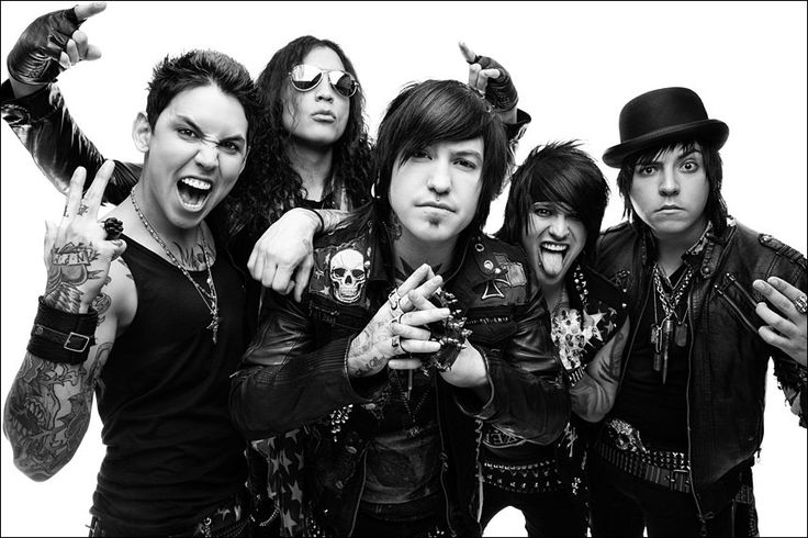 "Escape The Fate ""you are so beautiful"""
