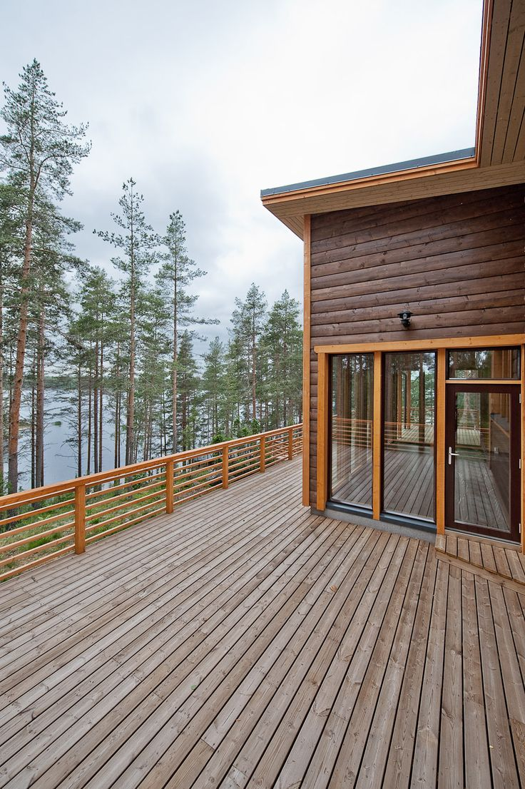 Modernizm Collection, model Aurelia. Wooden eco-house with a separate-standing sauna on the lake. #LUMIHOME #LUMIHOUSE #MODERNIZMCOLLECTION #Aurelia #houseforfamily #lovewoodhouse #lumipolar #eco4fun #woodplanet #PolarLifeHaus #lifeeco #finland #timber #tree #loghomei #slowlife #design #house #architecture#relax #likeorganic #scandinavian #holidays #vacantion #family #fromfinlandia #ecofriendly #honkatalot #sauna