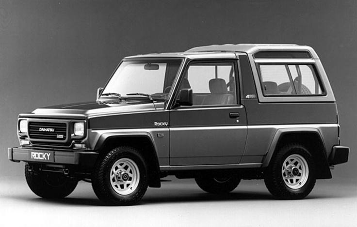 Daihatsu Rocky Wagon