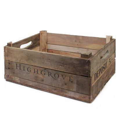 Wooden Crates: Apple Crates, Orchard, Apples, Culture Crate, Outdoor Gardens, Wooden Crates, Accessories, Box Fetish