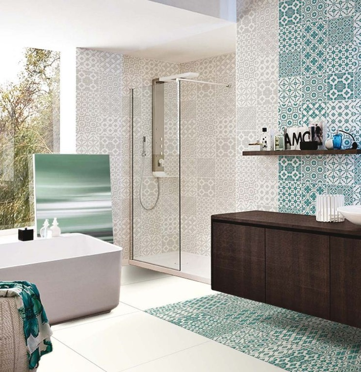 62 Best Tiles Geometric Images On Pinterest Tiles Bathroom And Bathrooms