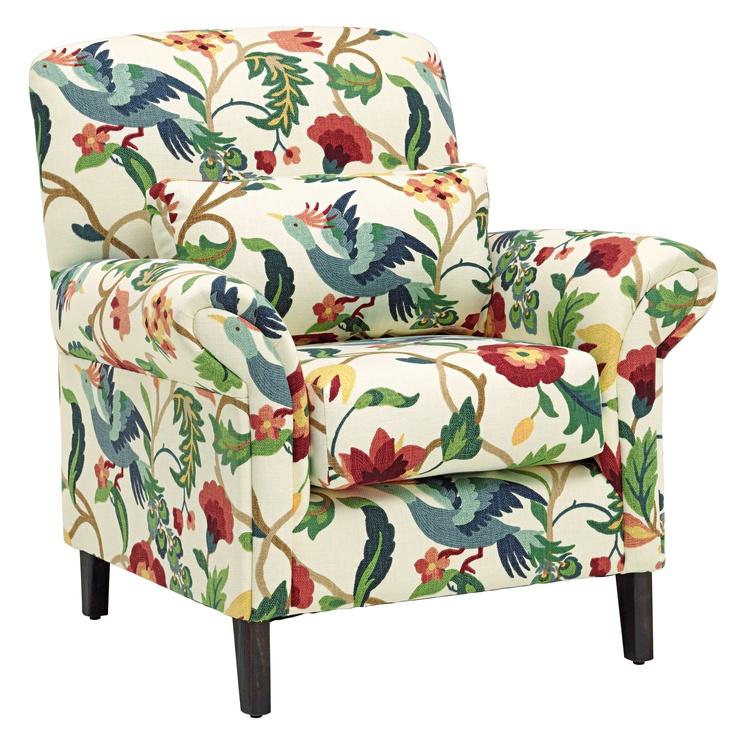 Tiffany Fabric Accent Chair from Domayne