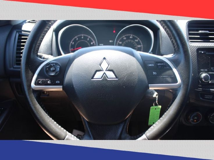 2015 Mitsubishi Outlander Sport 2WD 4dr Man ES Goliath