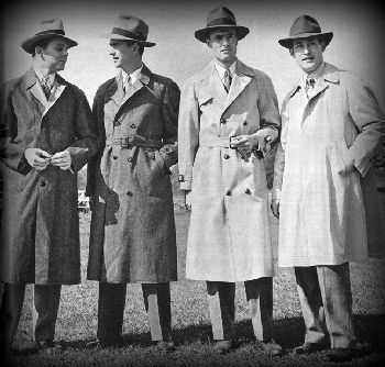 1930s Trench Coats And Trench On Pinterest