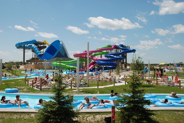 Raging Waves Waterpark - Yorkville, IL