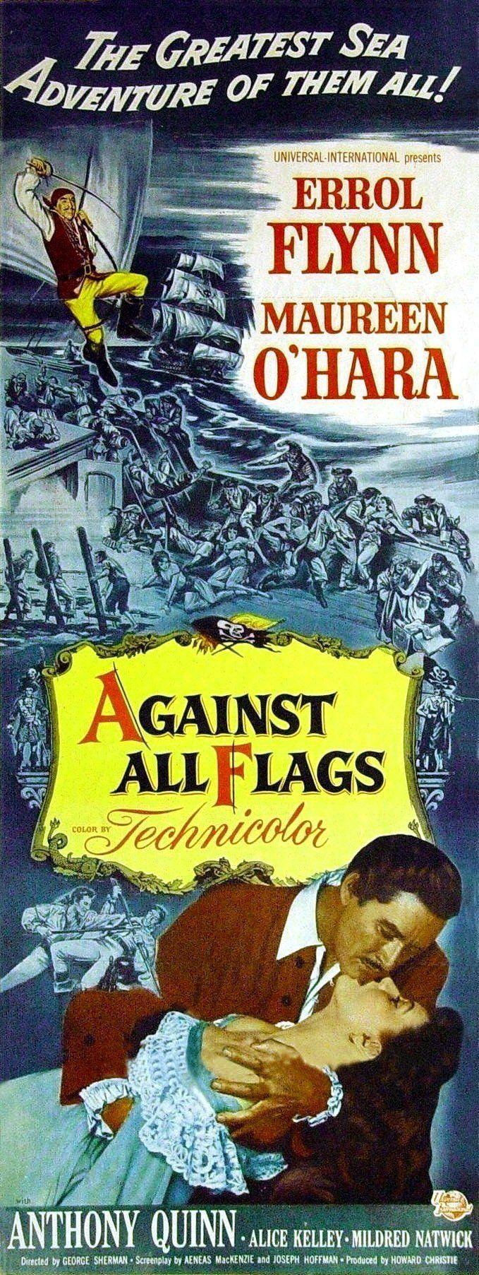 against all flags movie | Against All Flags (1952) • movies.film-cine.com