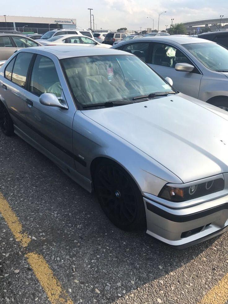 E36 1997 BMW M3 sedan