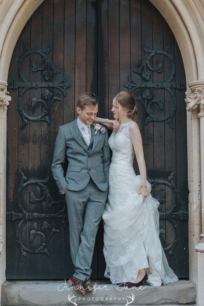 A sublimely pretty English wedding at Clifton College in Bristol, with Jennifer Jane Photography (44)