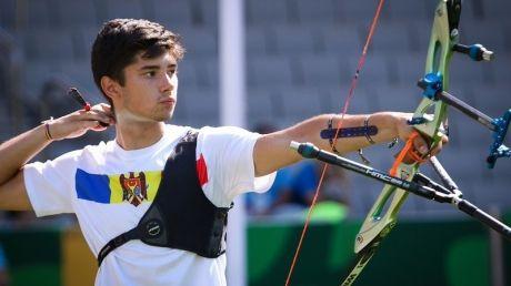 Performanţă răsunătoare în sportul moldovenesc! Olaru a cucerit medalia de argint la Europenele de tir cu arcul