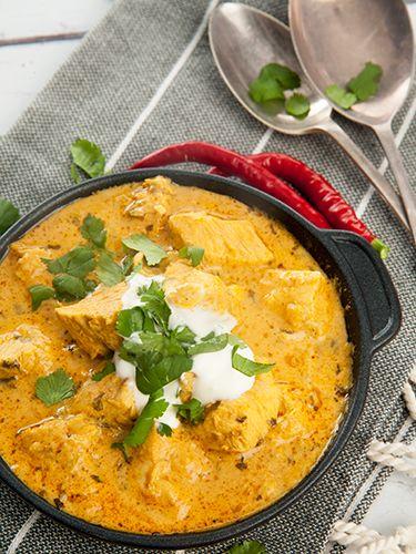Chicken - Chicken Curry w Yoghurt