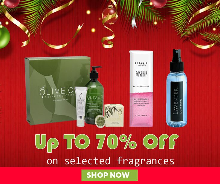 Get up to 70% OFF on selected fragrance products at The Fragrance Room. Offer ending soon!  Buy Now: https://goo.gl/MEuRjF