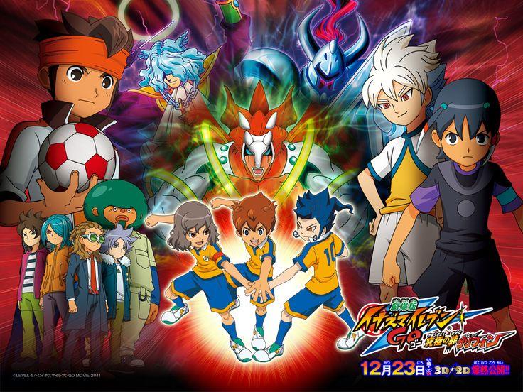 Inazuma Eleven Go น กเตะแข งสายฟ า Go ตอนท 1 Inazuma Eleven Go น กเตะแข งสายฟ า Go ด การ ต นออนไลน ฟร ด อน เมะออนไลน ด การ ต น ด หน Anime Mực Tia Chớp