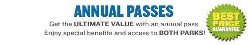 Annual Passes! POWER PASS! $174.99
