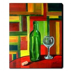 Hand Painted Oil Painting Still Life 1211-SL0022 - WallArtBox