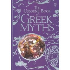 The Usborne Book of Greek Myths.