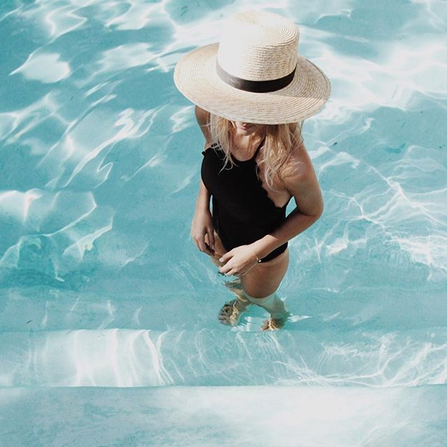 pinterest: @lilyosm | hawaii swimming pool beach summer pool blue water vibes tropical vacation