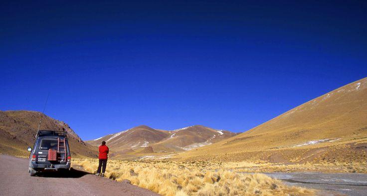 Altiplano de Salta, Argentina