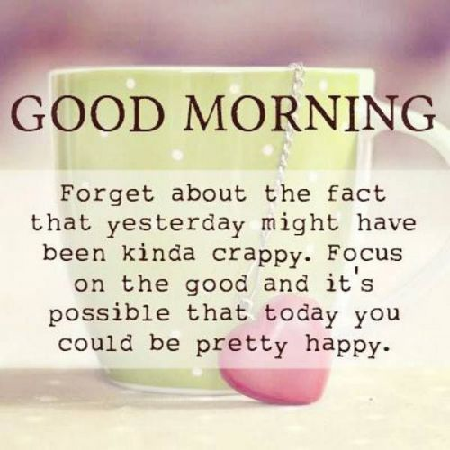 Good Morning Happy Life Quotes: 17 Best Images About Good Morning Images On Pinterest