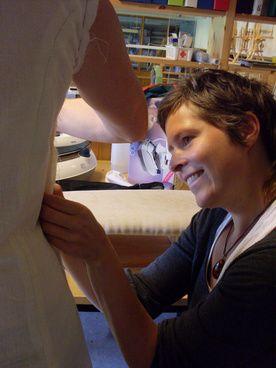 Sy klede etter snitt/kjøpemønster - på kurset lærer du å sy klær frå mønster. Lærar: Veronica Glitsch