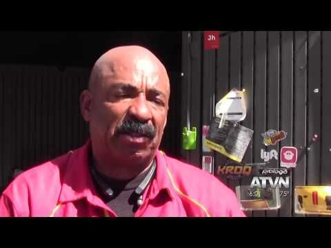 USC Village Bike Shop Offers Lil Bill A Position in New Store - YouTube