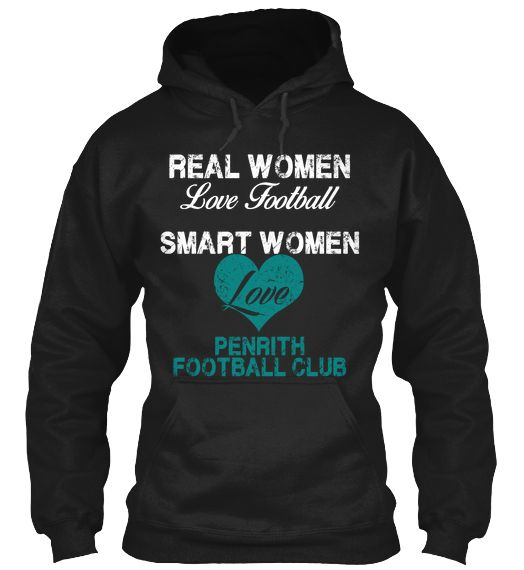Smart Women Love Penrith FC | Teespring
