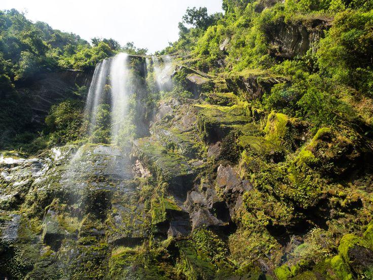 La Chorrera waterfall and El Chiflón were among the places surrounding Bogotá…