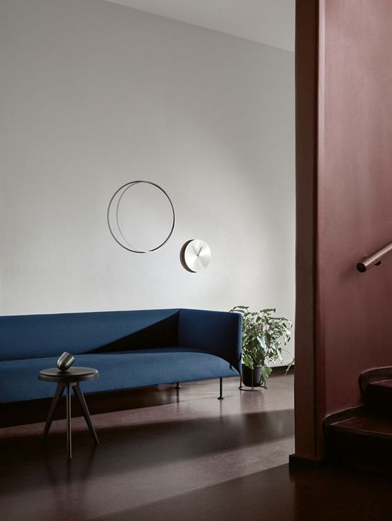 Minimalistisch meubilair van het Deense merk Menu. http://bobedre.dk/inspiration/menu-lancerer-ny-minimalistisk-moebelserie-modernism-reimagined