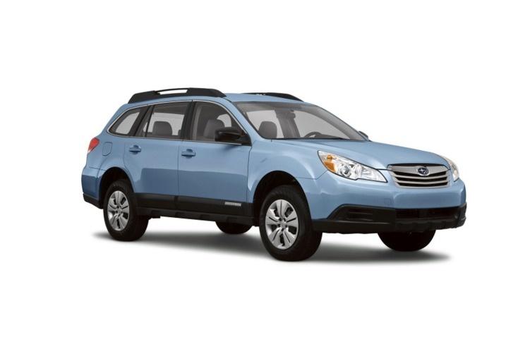 2012 Subaru Outback.