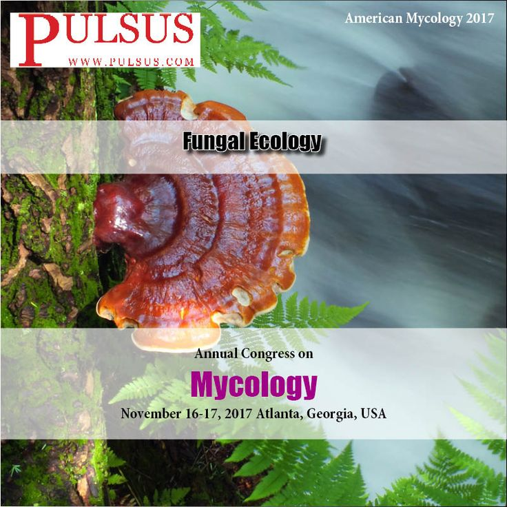 Fungal ecology is the scientific study of fungi and the ecosystem has a great impact on its interactions with its environment.  We welcome you to #americanmycology2017 to enhance your knowledge in this field. For more updates - http://mycology.cmesociety.com/