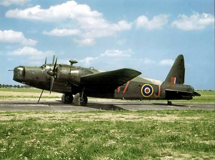 Vickers Wellington ~ BFD