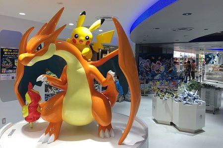 Tokyo's 3 Pokemon Centers: how to get to them and what to expect | 3DS | Pocket Gamer