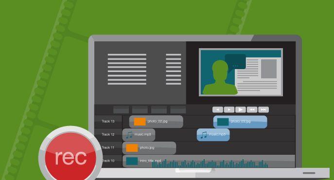 APPS para GRABAR VIDEOTUTORIALES: Aplicación CAMTASIA muy conocida para realizar capturas de acciones en la pantalla del PC