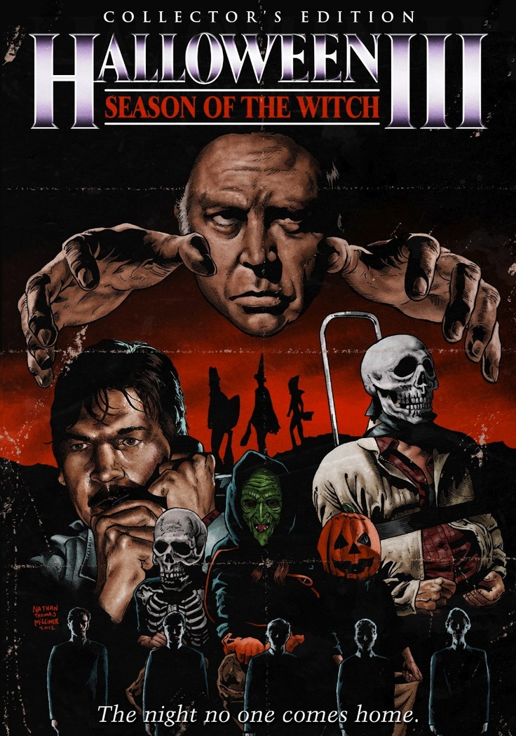 Halloween III: Season of the Witch - Scream Factory Collector's Edition by Nathan Thomas Milliner