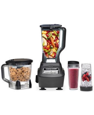 Ninja BL770 Blender & Food Processor, Mega Kitchen System #HomeAppliancesFoodProcessor