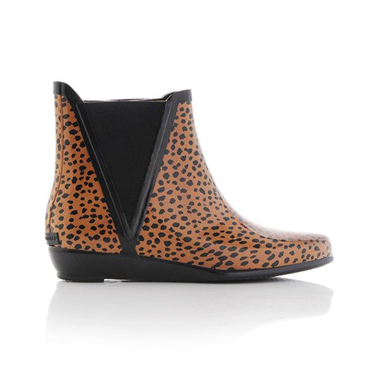 Loeffler Randall Rain Slip-On | LR Rain Boots | LoefflerRandall.com