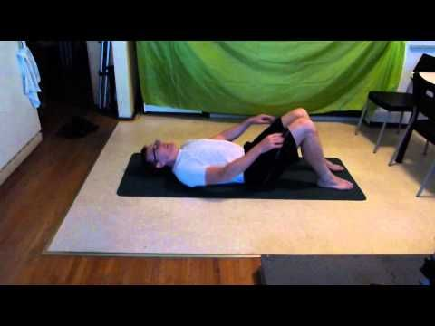 End Lower Back Pain: Stretch Routine that Ended 17 Years of Lower Back Pain - YouTube