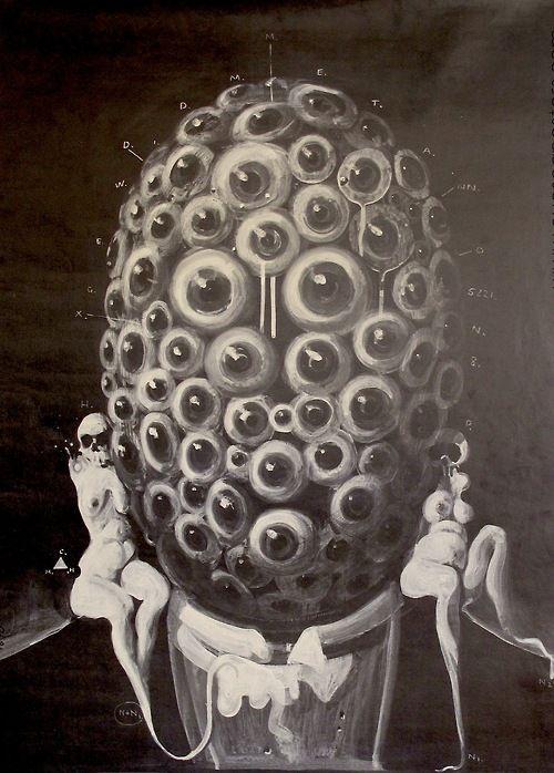 Stanislaw Ignacy Witkiewicz: They / Oni (Franciszek Starowieyski), 1978.