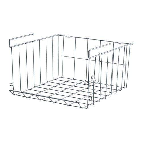 IKEA OBSERVATOR - Clip-on basket, silver-colour Ikea http://www.amazon.co.uk/dp/B00GMMG48C/ref=cm_sw_r_pi_dp_vzZbvb08422CY