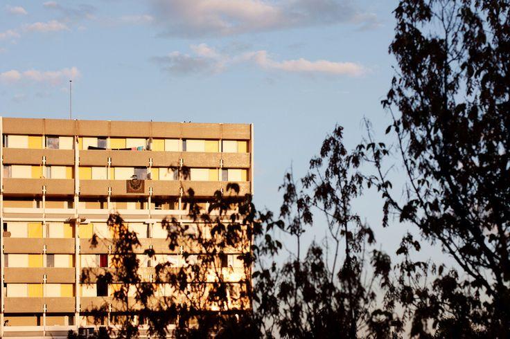 La barre du Tintoret - Bellefontaine, Le Mirail, Toulouse