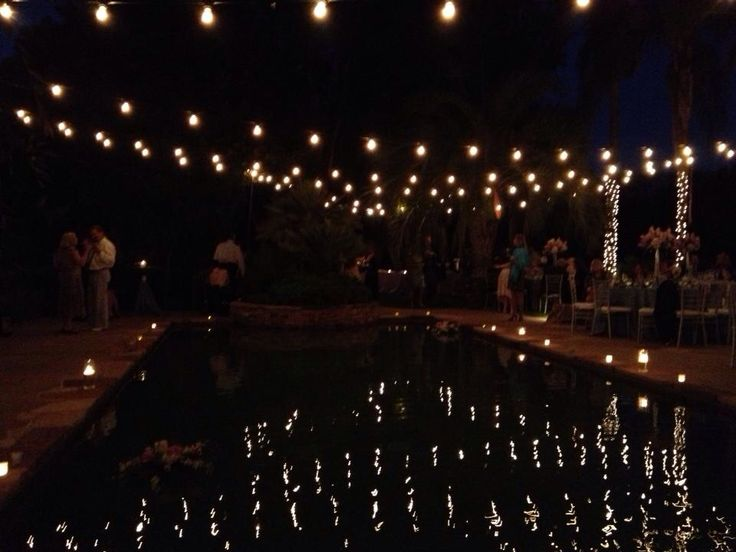 17 Best images about POOL on Pinterest Big day, Paper lanterns and Mariage