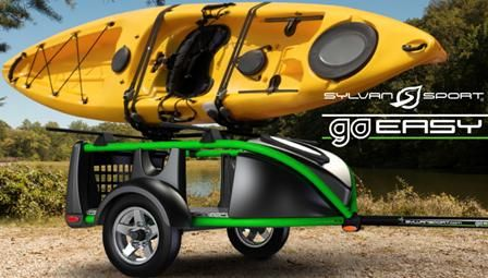 SylvanSport Introduces GO-Easy Ultra-Light Travel Trailer